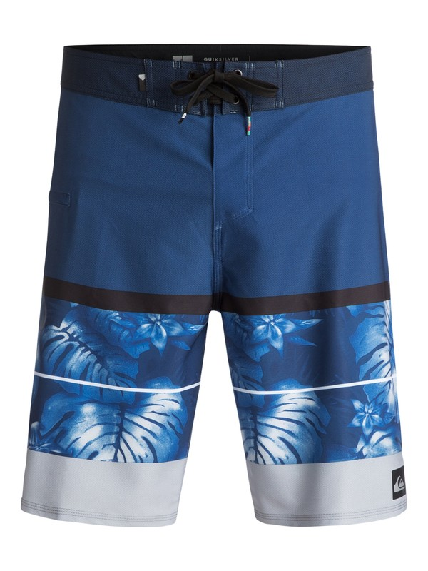 "0 Slab Vee 20"" - Boardshorts Blau EQYBS03758 Quiksilver"
