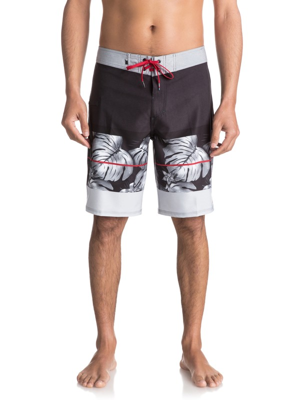 "0 Slab Vee 20"" - Board Shorts Black EQYBS03758 Quiksilver"