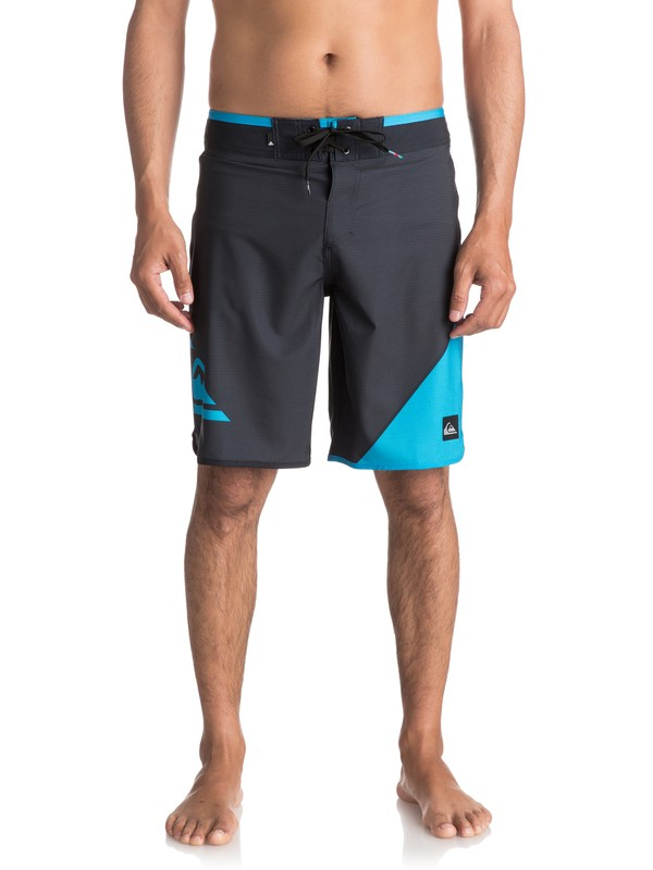 "0 New Wave 20"" Boardshorts Blue EQYBS03764 Quiksilver"