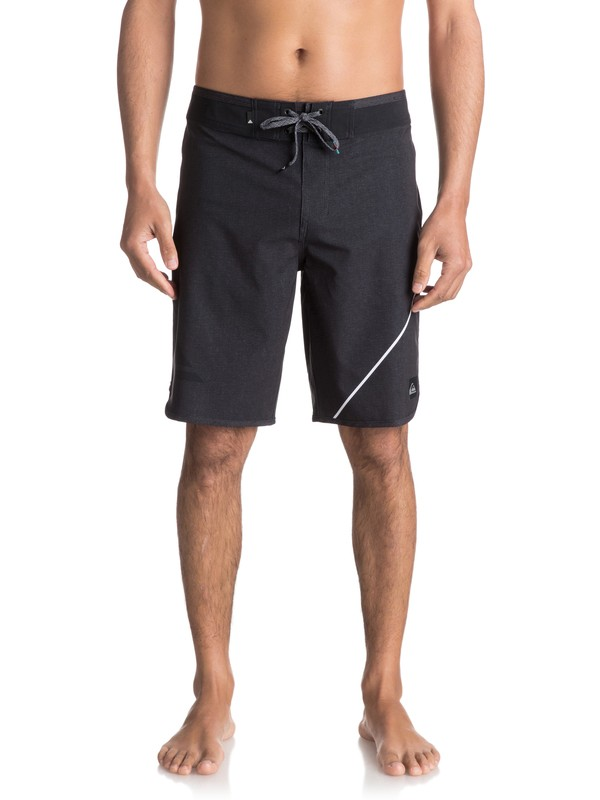 "0 New Wave 20"" Boardshorts Black EQYBS03764 Quiksilver"