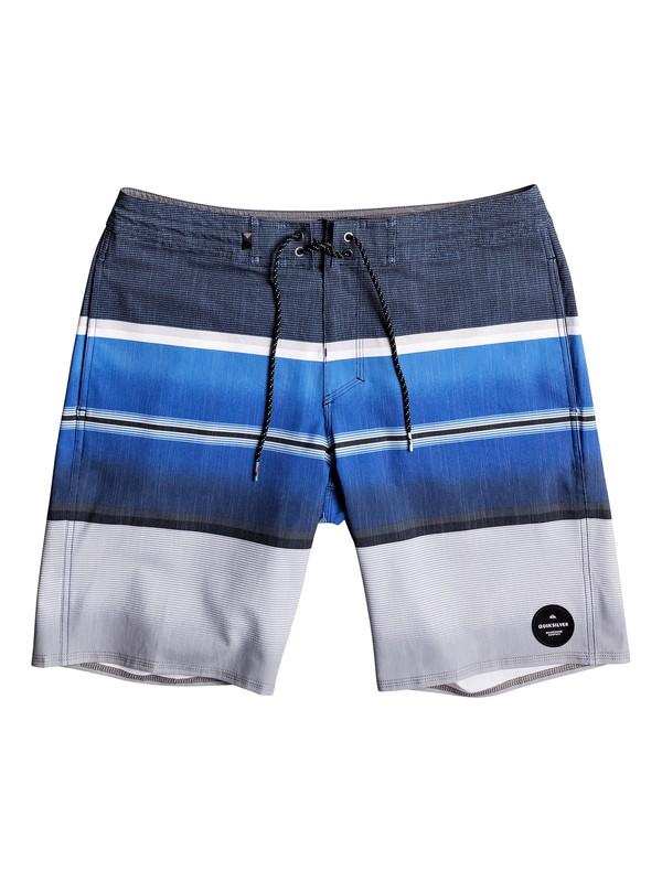 "0 Swell Vision 20"" Beachshorts Blue EQYBS03782 Quiksilver"