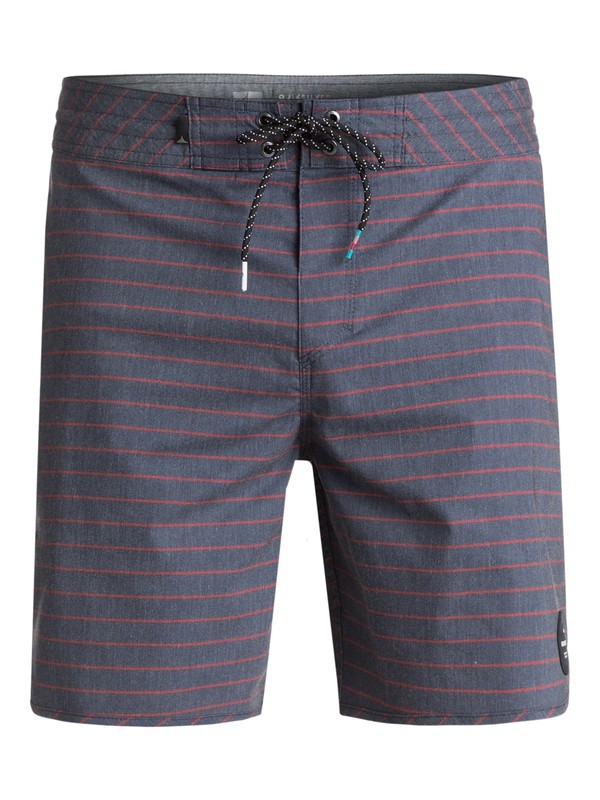 "0 Men's Variable 18"" Beachshorts Blue EQYBS03838 Quiksilver"