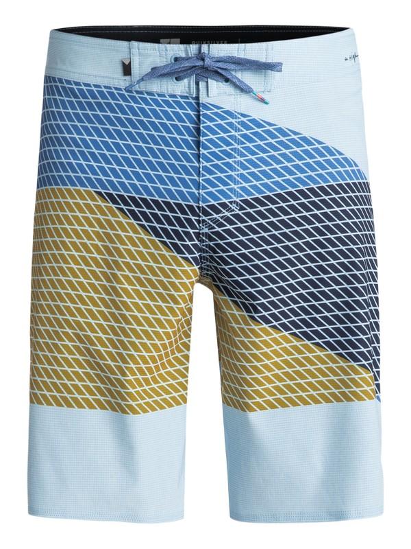 "0 Highline Slash 20"" Boardshorts Blue EQYBS03849 Quiksilver"