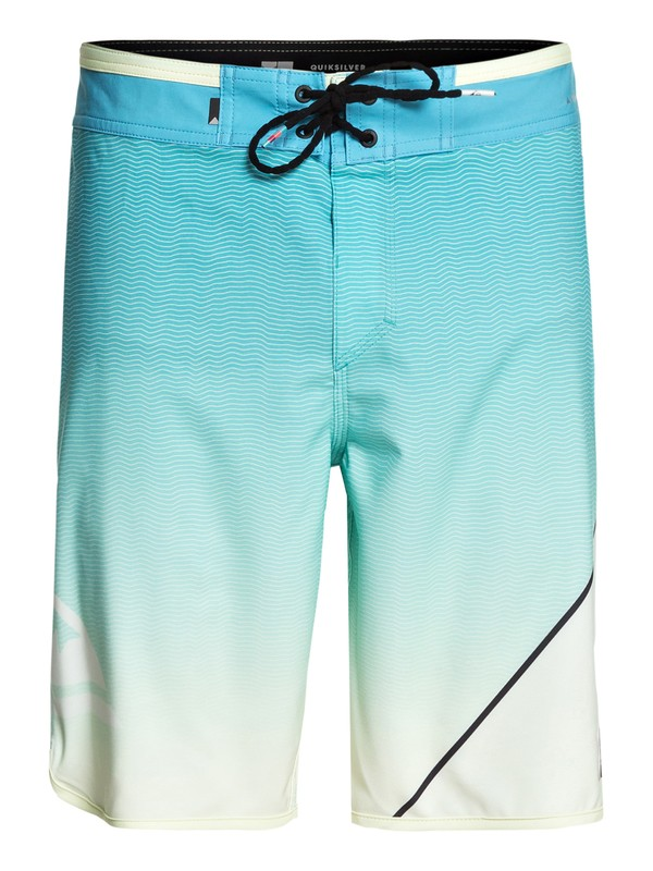 """0 Highline New Wave 20"""" - Boardshorts Blue EQYBS03861 Quiksilver"""