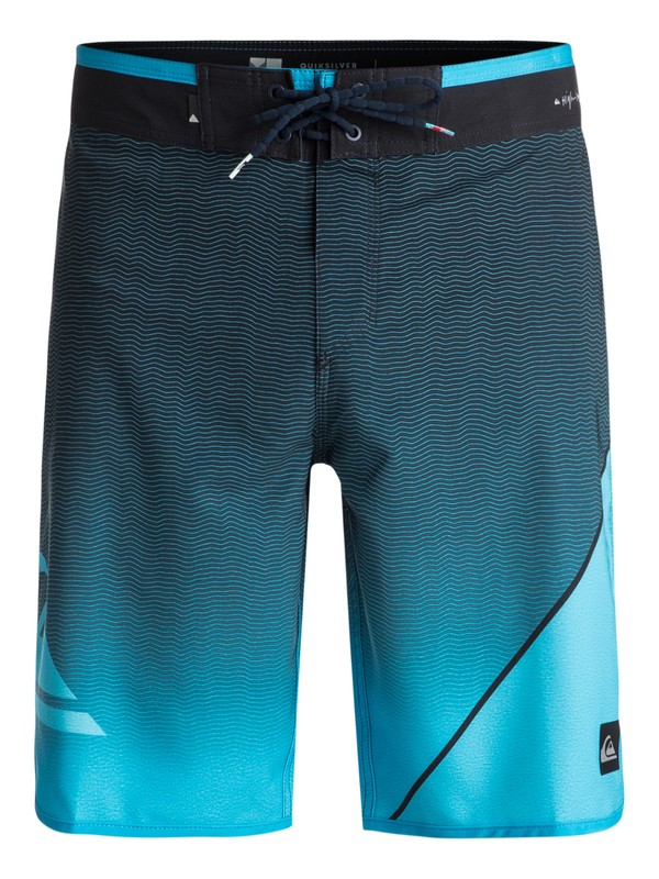 "0 Highline New Wave 20"" - Boardshorts Blue EQYBS03861 Quiksilver"