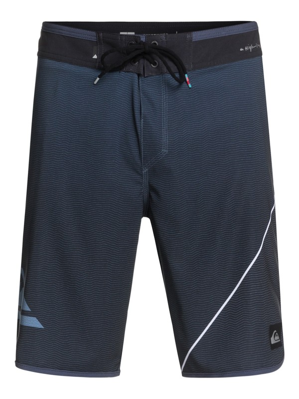 "0 Highline 20"" Boardshorts Blue EQYBS03861 Quiksilver"