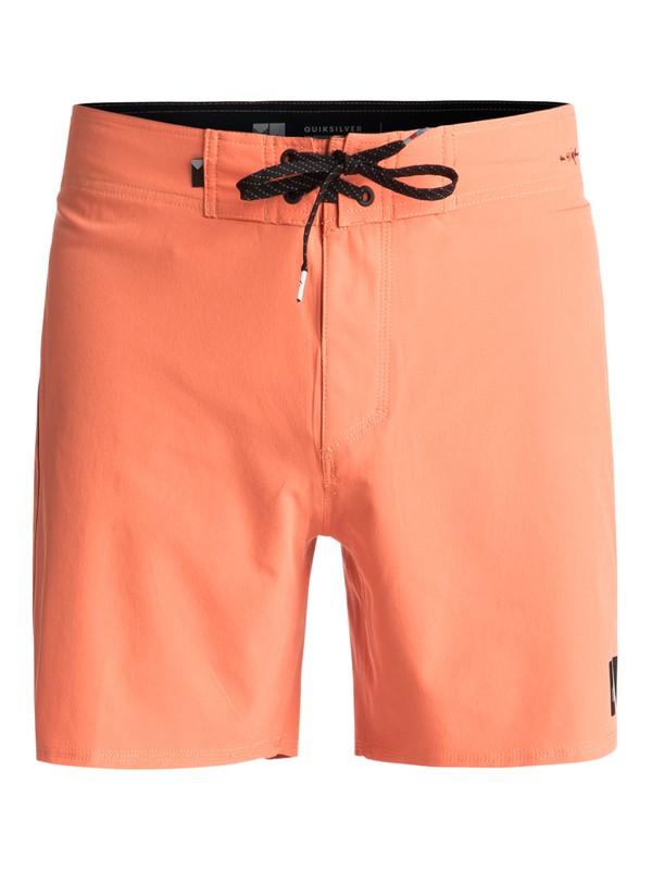"0 Highline Kaimana 16"" - Boardshorts Orange EQYBS03877 Quiksilver"