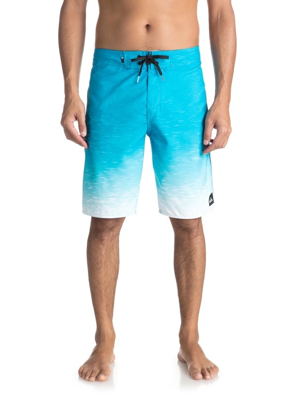 "0 Momentum Fader 21"" - Board Shorts Blue EQYBS03879 Quiksilver"