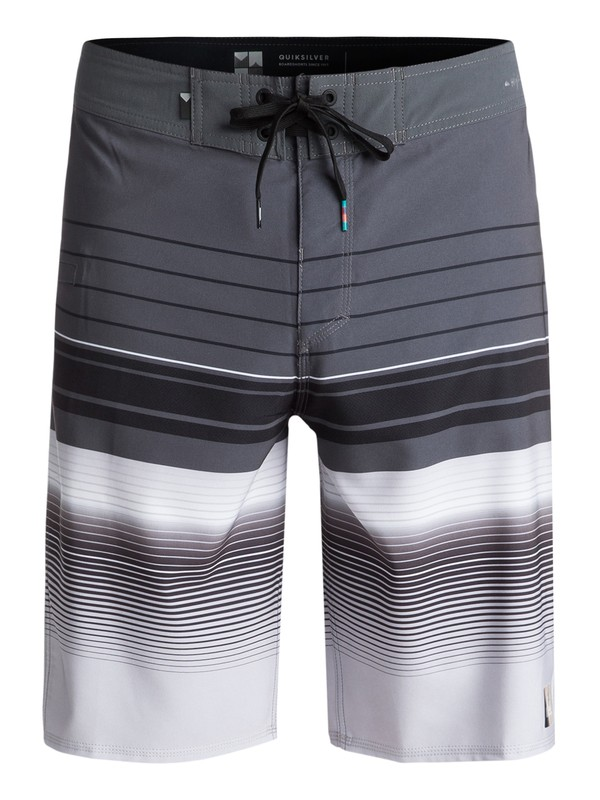 "0 Highlinesion 21"" Boardshorts Black EQYBS03898 Quiksilver"