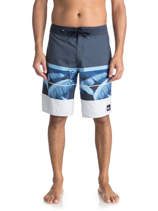 "0 Slab Island 21"" - Boardshorts Blue EQYBS03902 Quiksilver"