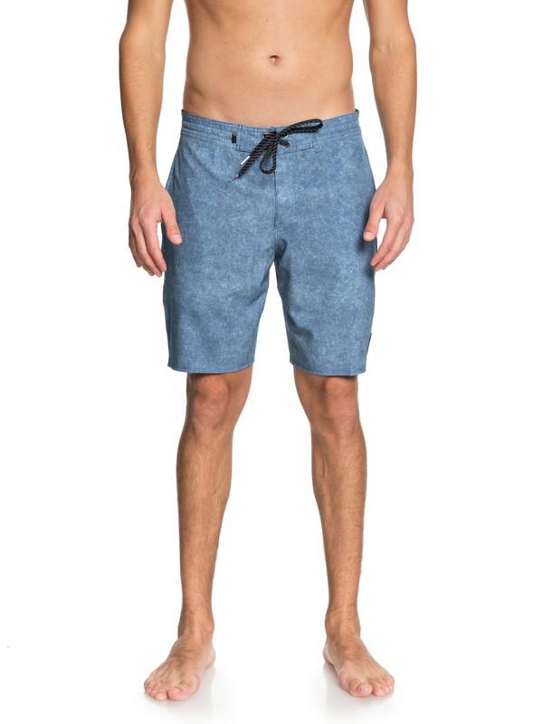 "0 Baja Acid 19"" - Beach Shorts Blue EQYBS03961 Quiksilver"