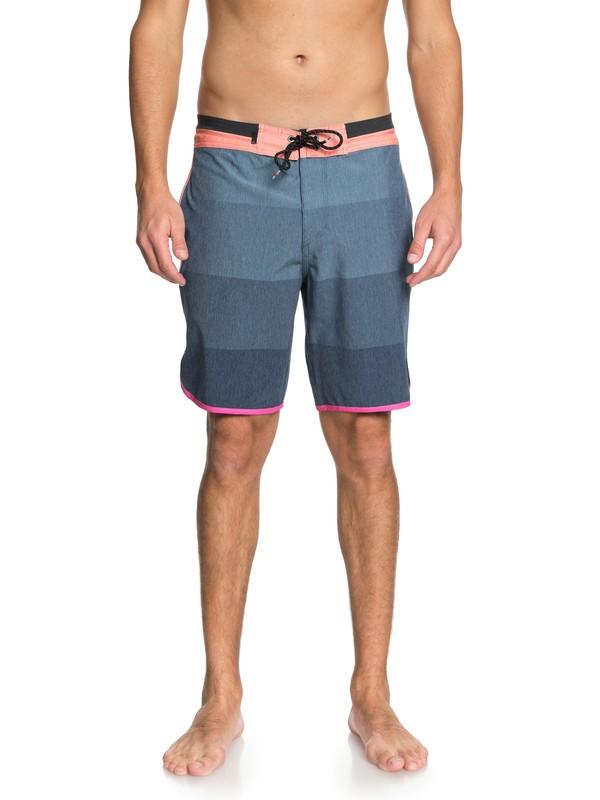 "0 Vista 19"" - Beach Shorts Blue EQYBS03964 Quiksilver"