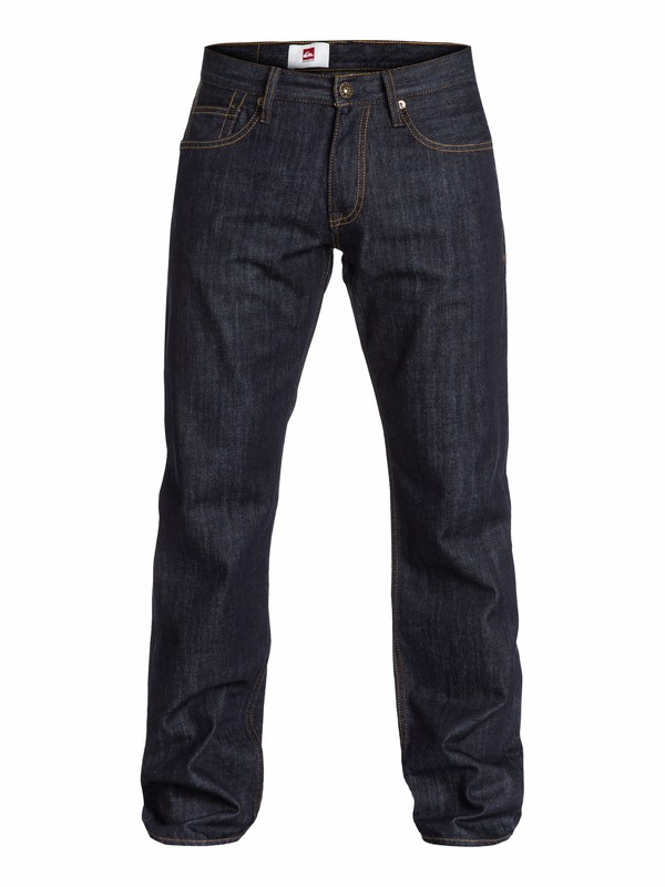 "0 Sequel Rinse Regular Fit Jeans, 32"" Inseam  EQYDP03011 Quiksilver"