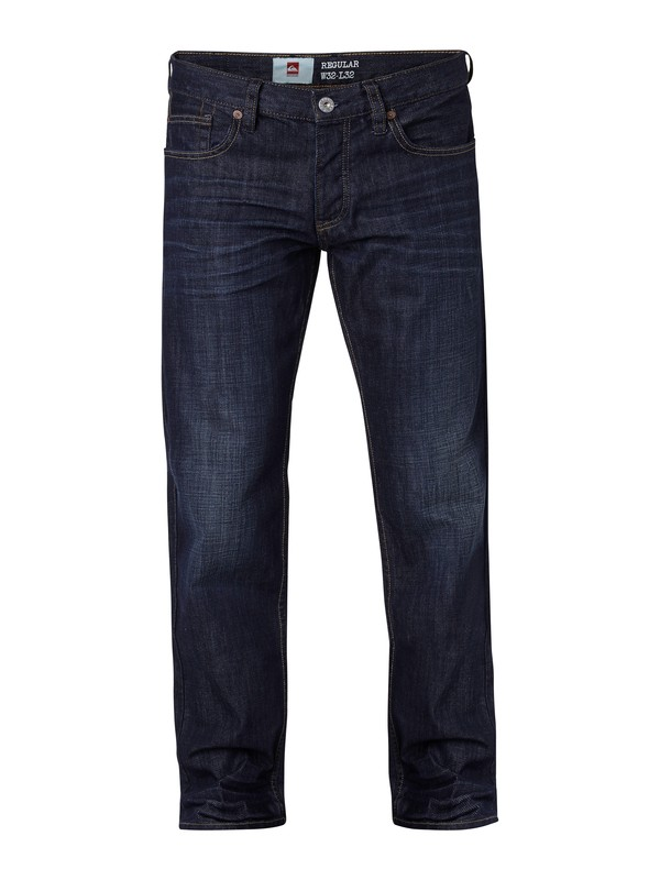 "0 Sequel Regular Fit Jeans, 30"" Inseam  EQYDP03046 Quiksilver"