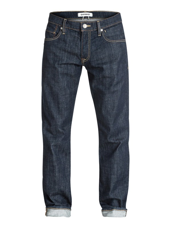 "0 Sequel Rinse 32"" Regular Fit Jeans  EQYDP03072 Quiksilver"