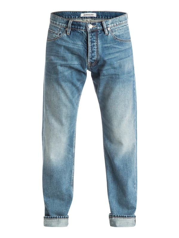"0 High Force Elder 34"" - Jean coupe relaxed  EQYDP03203 Quiksilver"
