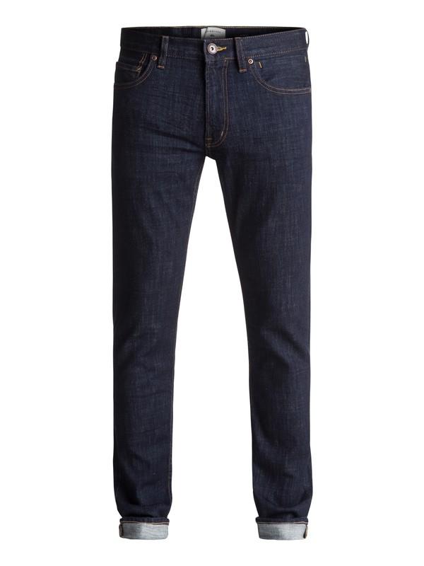 0 Distorsion Rinse Slim Fit Jeans Blue EQYDP03332 Quiksilver