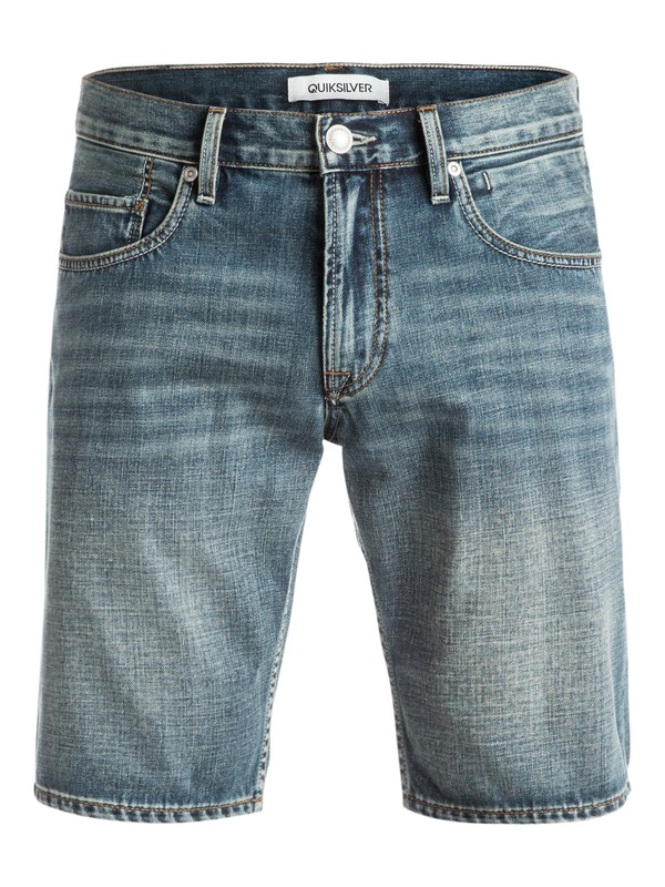 0 Sequel Vintage Cracked - Short denim  EQYDS03033 Quiksilver