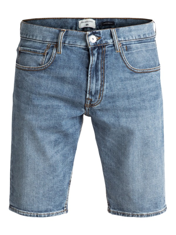 0 Sequel 90 Summer - Short en denim Bleu EQYDS03076 Quiksilver