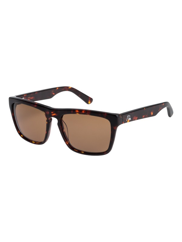 0 The Ferris M.O - Sunglasses Brown EQYEY03016 Quiksilver