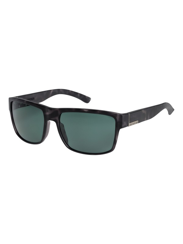 0 Ridgemont Polarised - Sunglasses Black EQYEY03023 Quiksilver