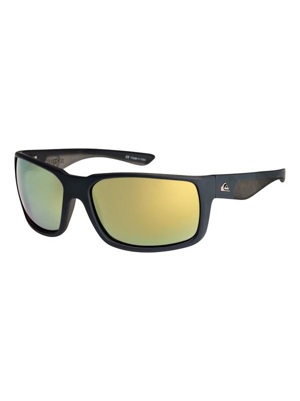 0 Chaser - Lunettes de soleil Noir EQYEY03027 Quiksilver