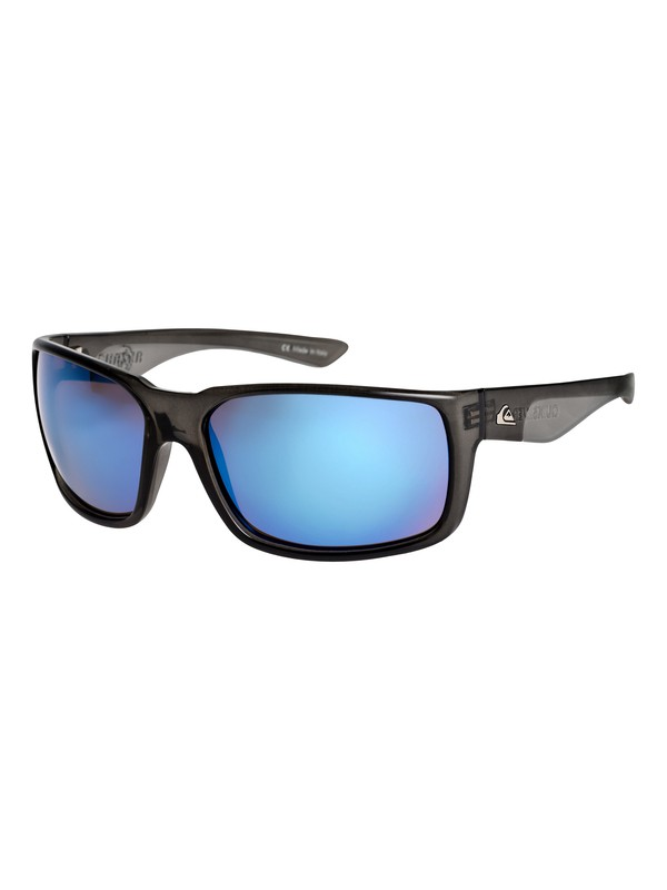 0 Chaser Sunglasses Grey EQYEY03027 Quiksilver