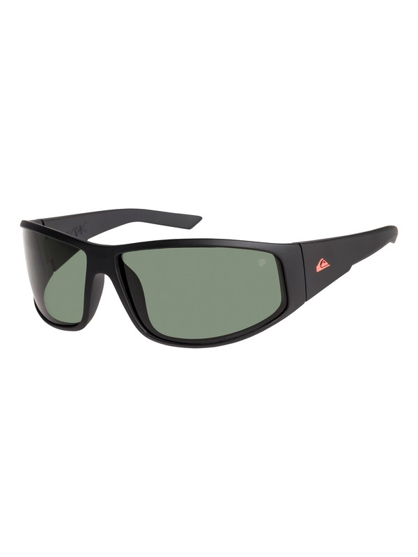 0 AKDK Polarised Floatable - Sunglasses Black EQYEY03032 Quiksilver