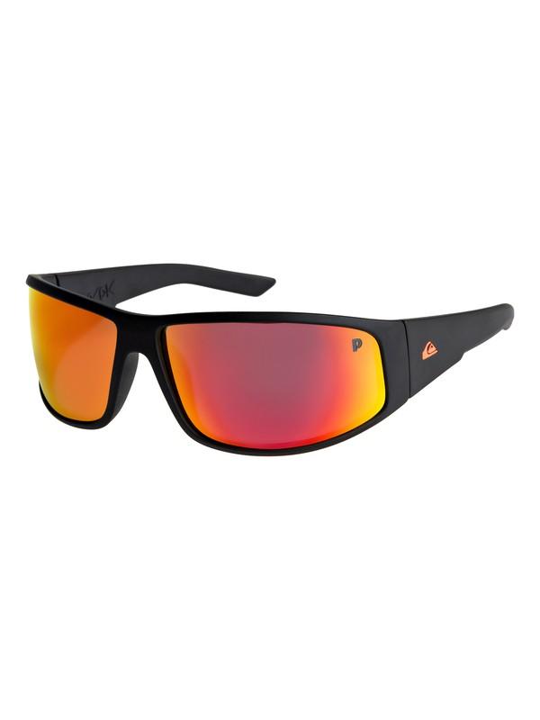 0 Akka Dakka Polarized Floatable Sunglasses Black EQYEY03032 Quiksilver