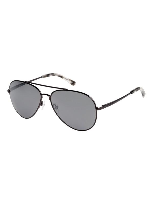 0 Barrett - Lunettes de soleil Noir EQYEY03035 Quiksilver