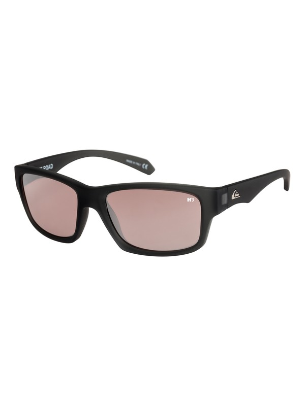 0 Off Road HD Polarized Sunglasses Grey EQYEY03038 Quiksilver