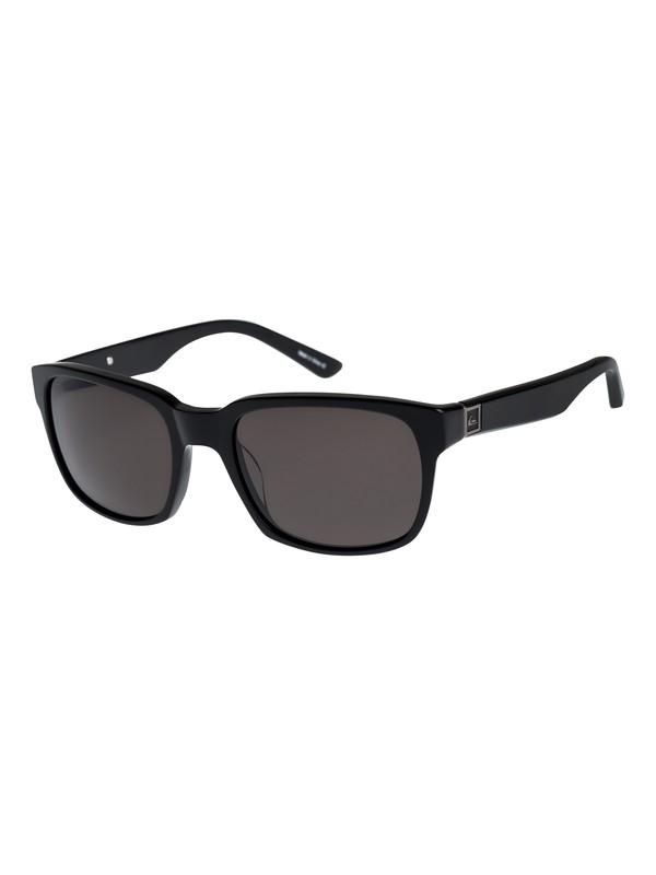 0 Carpark - Lunettes de soleil Noir EQYEY03041 Quiksilver
