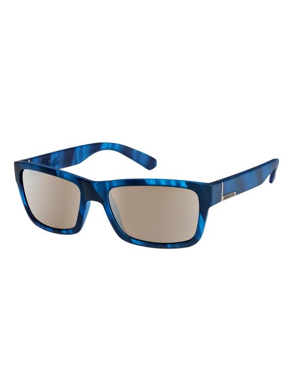 0 Deville - Lunettes de soleil Bleu EQYEY03043 Quiksilver