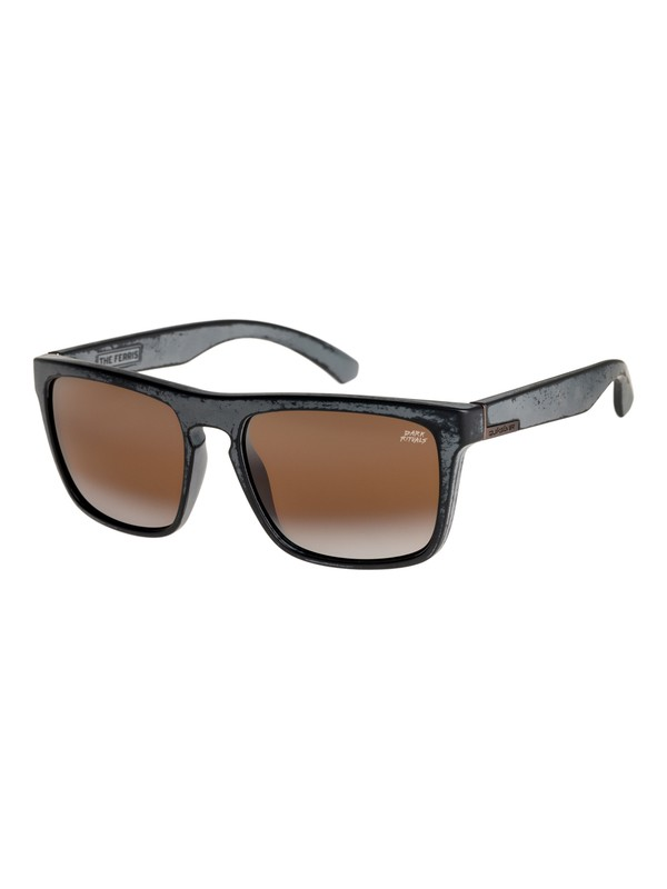 0 The Ferris Dark Rituals - Sunglasses Black EQYEY03045 Quiksilver