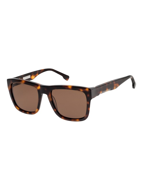 0 Nashville - Sunglasses Brown EQYEY03069 Quiksilver