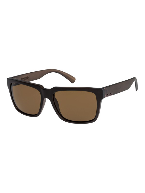 0 Bruiser - Sunglasses Brown EQYEY03075 Quiksilver