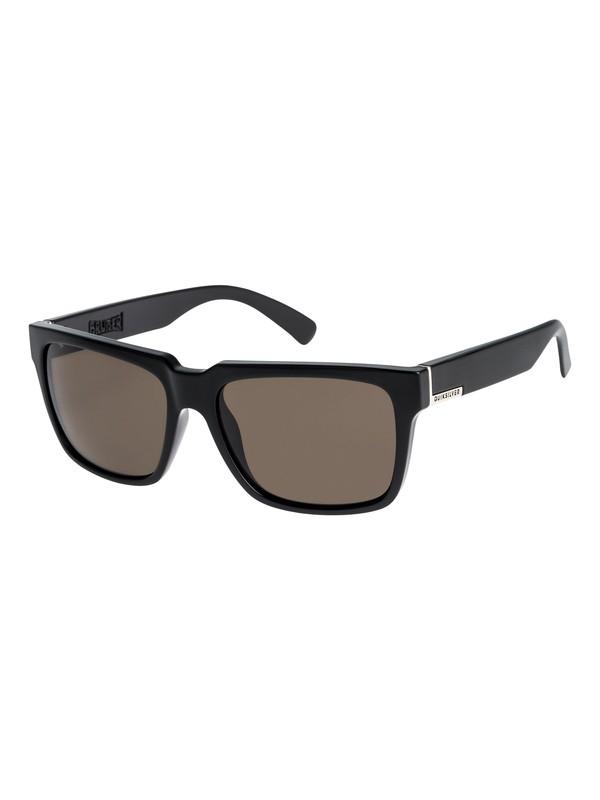 0 Bruiser - Lunettes de soleil Noir EQYEY03075 Quiksilver