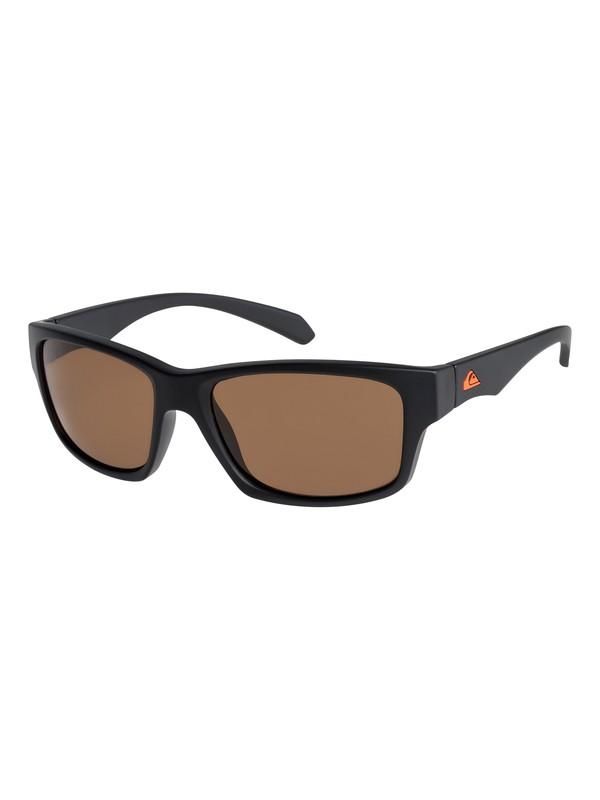0 Off Road Polarized Floatable - Lunettes de soleil Noir EQYEY03077 Quiksilver
