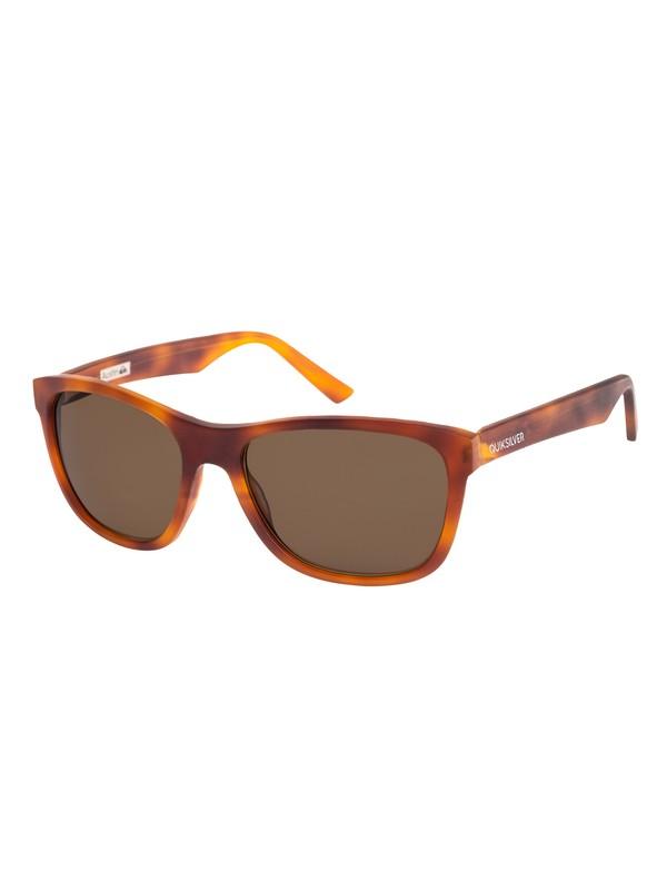 0 Austin - Lunettes de soleil Marron EQYEY03078 Quiksilver