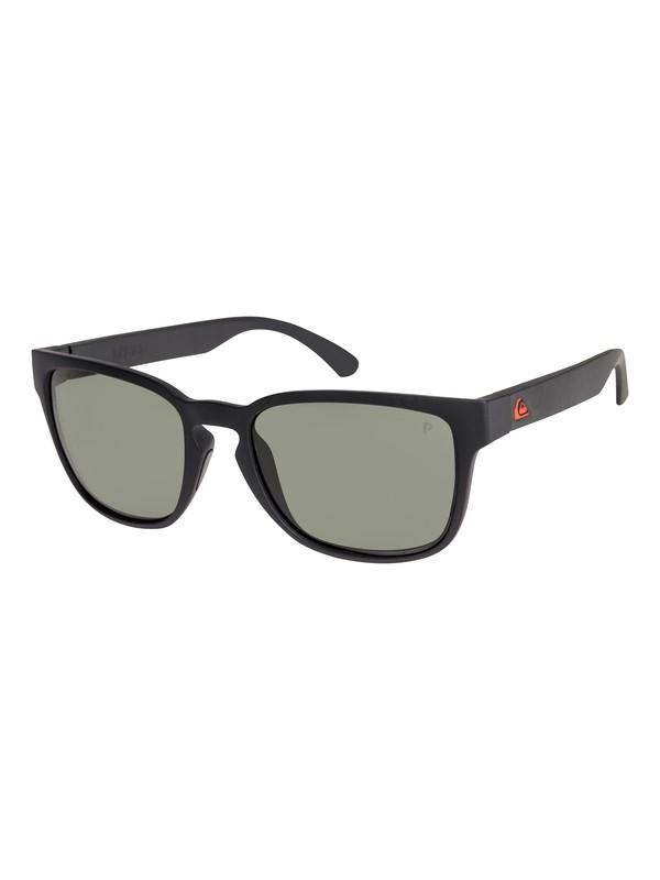 0 Rekiem Polarised Floatable - Lunettes de soleil Noir EQYEY03100 Quiksilver