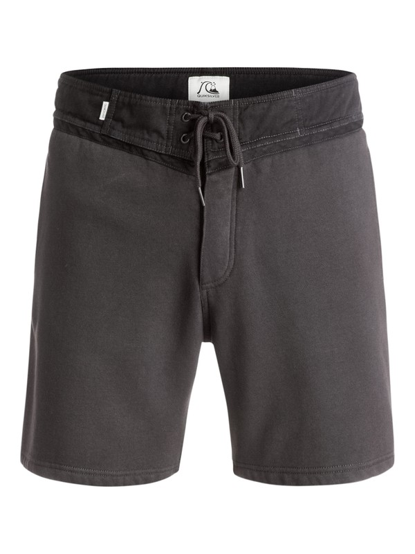 0 Street Trunk Fleece - Short  EQYFB03045 Quiksilver