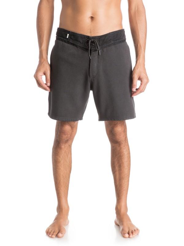 0 Street Trunk Fleece Shorts  EQYFB03045 Quiksilver