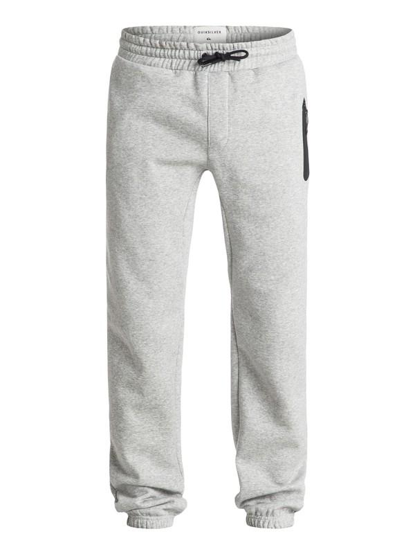 0 Active - Pantalon en Molleton Gris EQYFB03056 Quiksilver