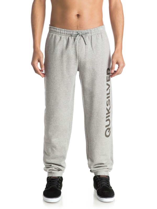 0 Screen Tracksuit Pants Grey EQYFB03057 Quiksilver