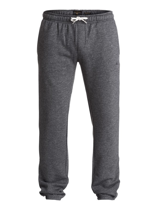 0 Everyday Tracksuit Bottoms Black EQYFB03059 Quiksilver