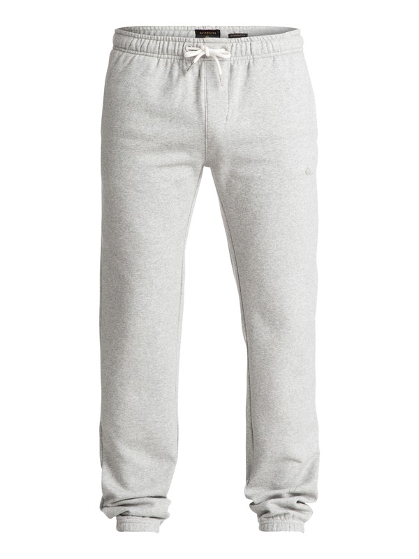 0 Everyday Tracksuit Bottoms Grey EQYFB03059 Quiksilver
