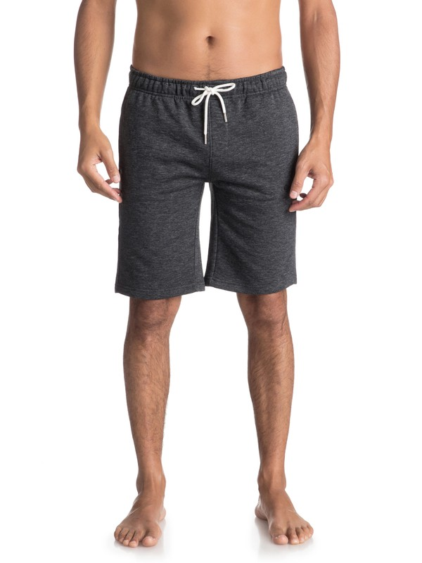 0 Everyday Sweat Shorts Black EQYFB03060 Quiksilver