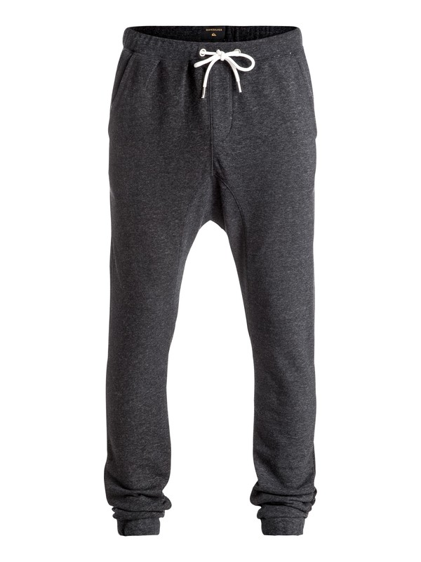 0 Everyday Fonic Joggers Black EQYFB03063 Quiksilver
