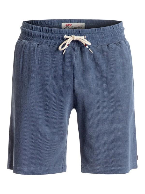 "0 Arcadia Zee 19"" - Short en jersey Bleu EQYFB03094 Quiksilver"