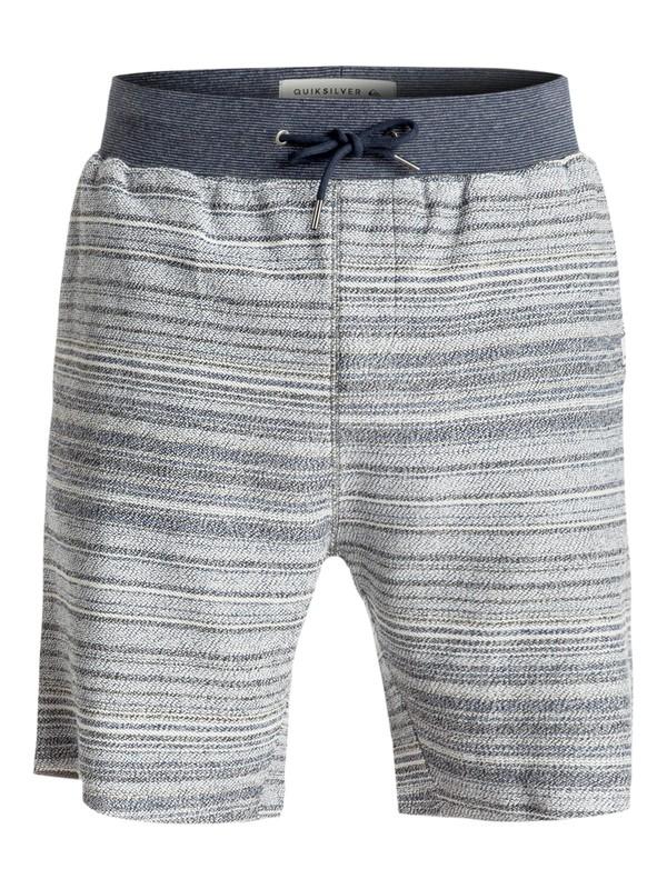 "0 Carson Threes 19"" - Shorts de sport Bleu EQYFB03096 Quiksilver"